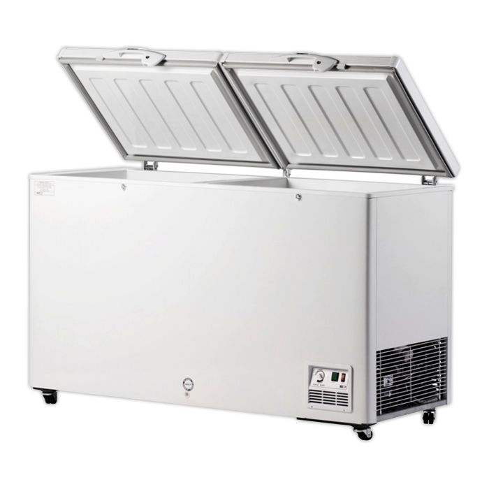 Freezer horizontal comerc. 503lts 127v fricon mod: hced-503-1c