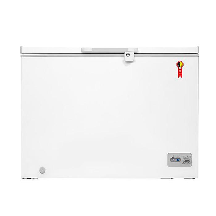 Freezer horizontal comerc. midea 415lt 127v mod. rcfa 41