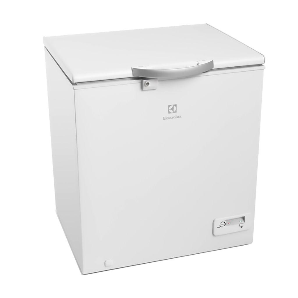 Freezer Refrigerador Horizontal Electrolux 1 Tampa 222L Branco H222 - 127v