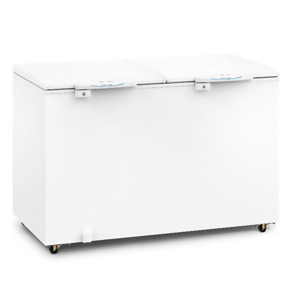 Freezer Horizontal Electrolux 385L Branco H400 - 127v