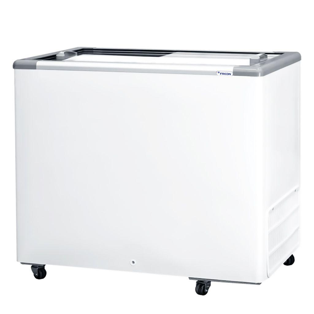 Freezer Horizontal Fricon 2 Tampas 311L Branco HCEB 311 V - 127v