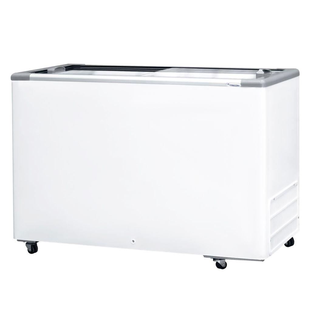 Freezer Horizontal Fricon 2 Tampas 411L Branco HCEB 411 V - 127v
