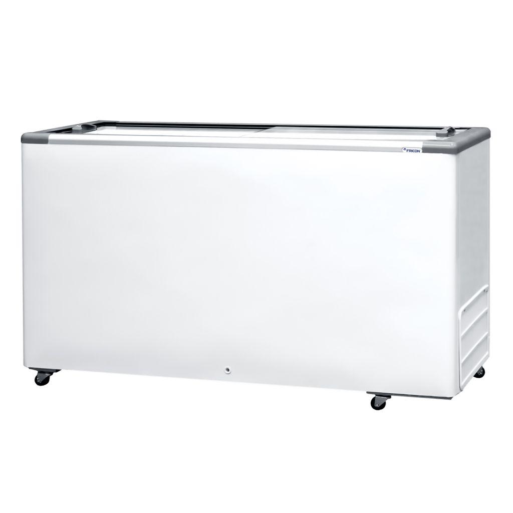 Freezer Horizontal Fricon 2 Tampas 503L Branco HCEB 503 V - 127v