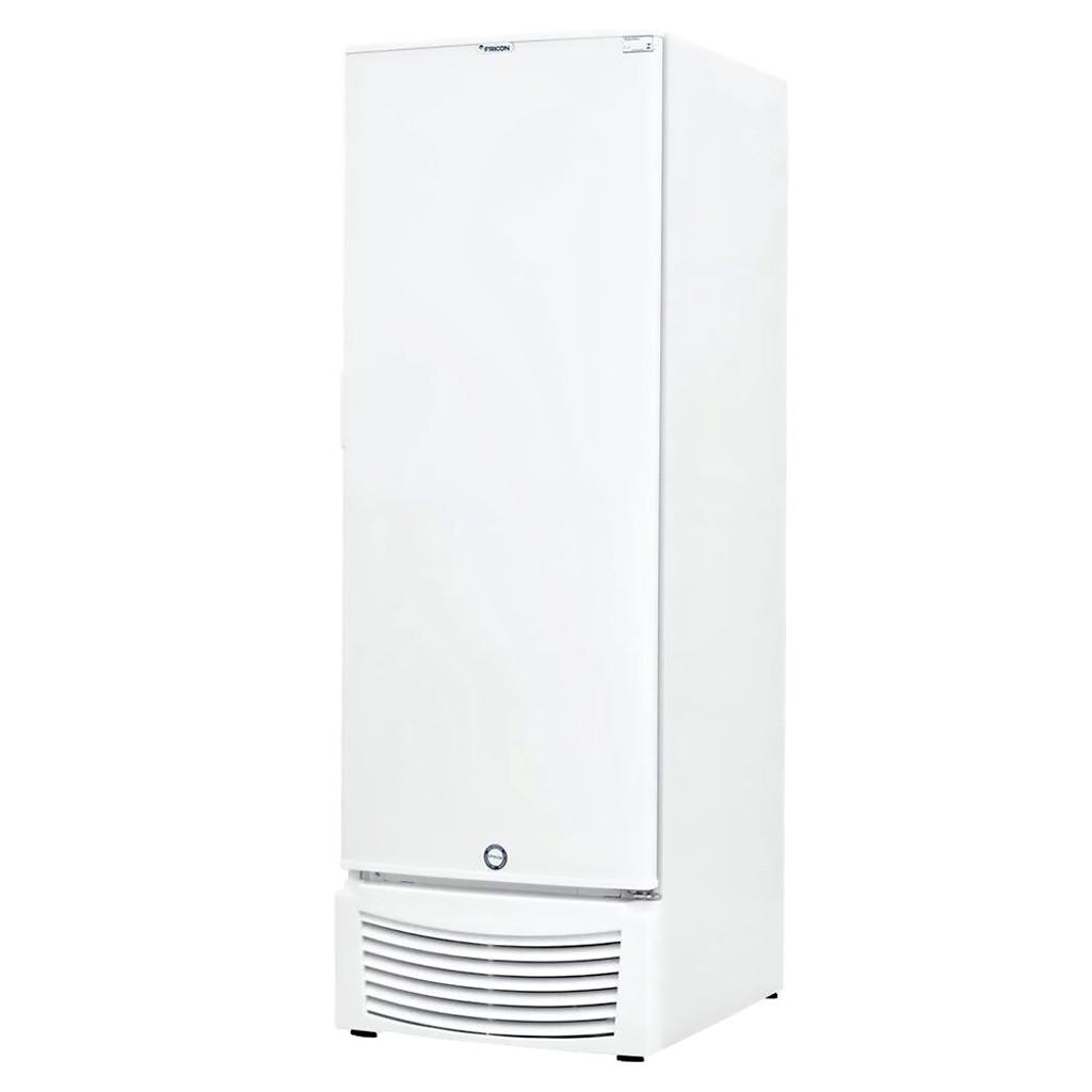 Freezer Vertical Fricon 1 Porta 569L Branco Para Gelo VCEB 569 C - 127v