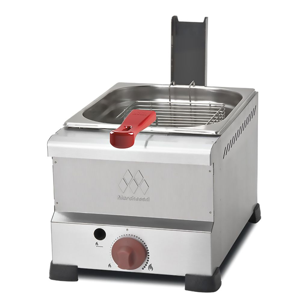 Fritadeira a Gás Marchesoni 6L 1 Cesto FT.4.608