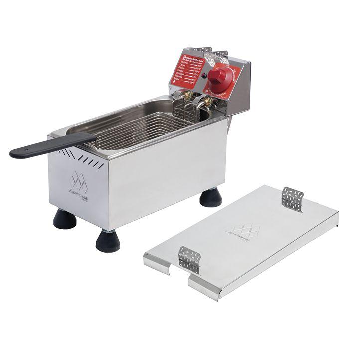 Fritador eletrico  4lts 1 cesto 127v marchesoni mod. ft-1.401