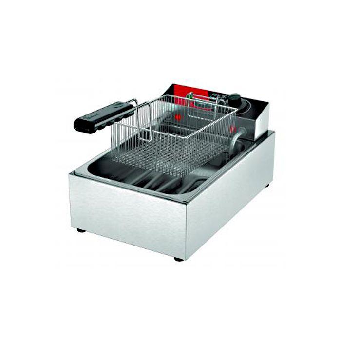 Fritador eletrico  3lt 1 cesto 127v metalcubas mod. frce03 ref. 10053g
