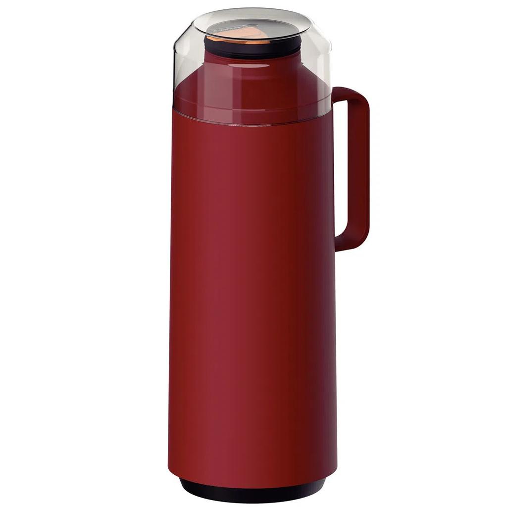 Garrafa Térmica Exata 1L Vermelho Tramontina