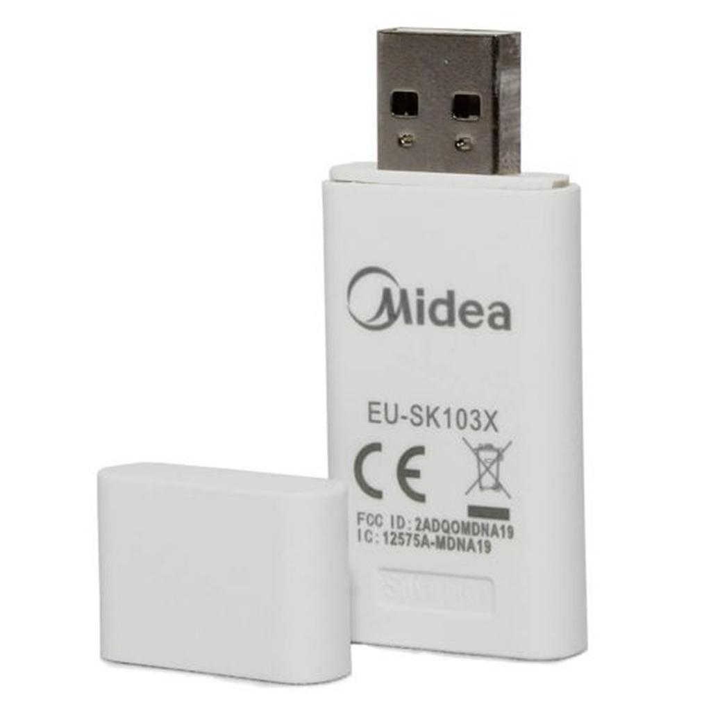 Kit Wi-fi Para Split Springer Midea de 9000 à 24000 BTUs K42mcwf