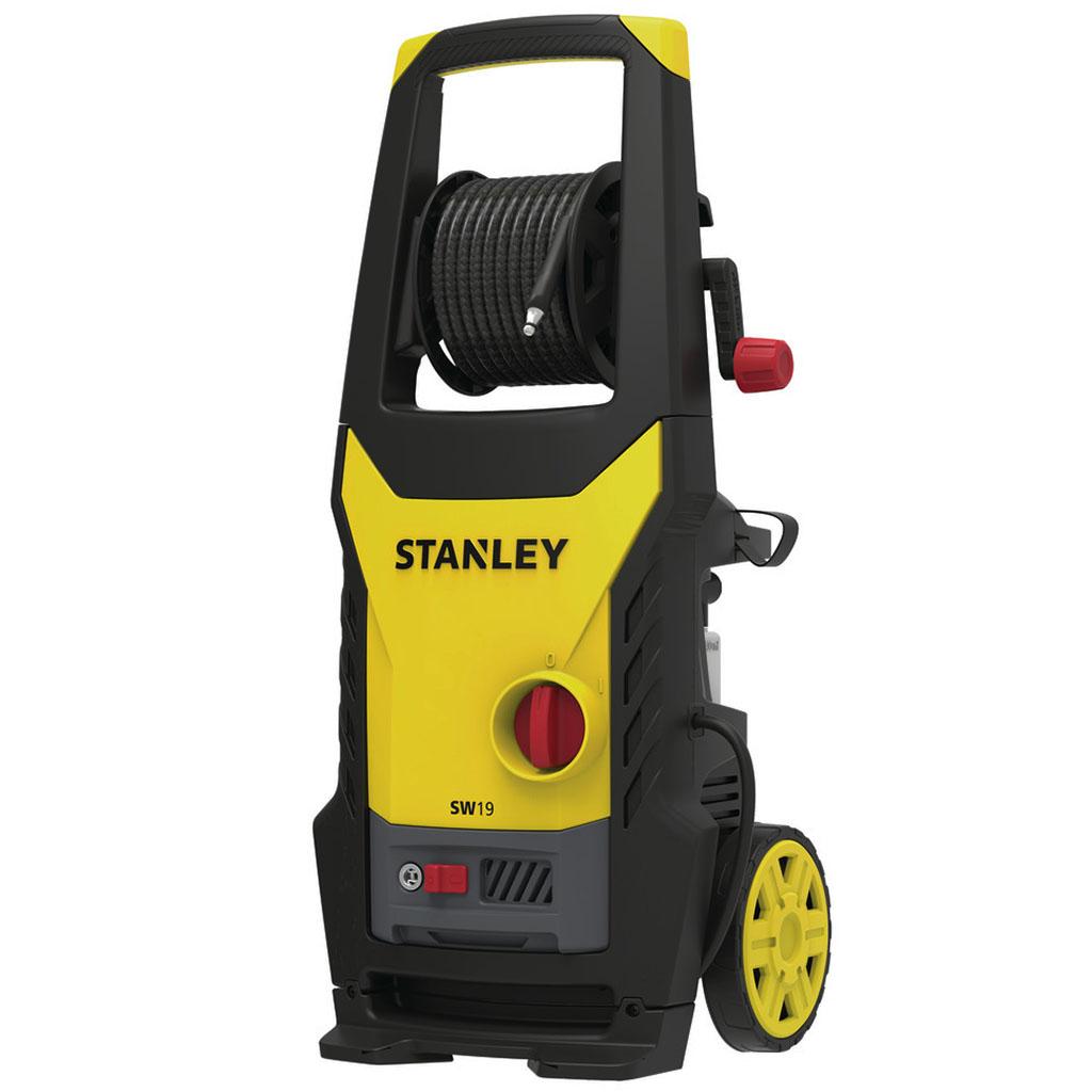 Lavadora de Alta Pressão Stanley Profissional SW19-B2 - 220V