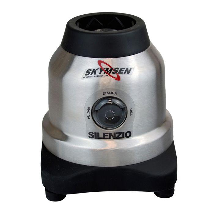 Liquidificador industrial  1,5 lt siemsen 1/2cv alta rot. 127v silenzio lts1,5