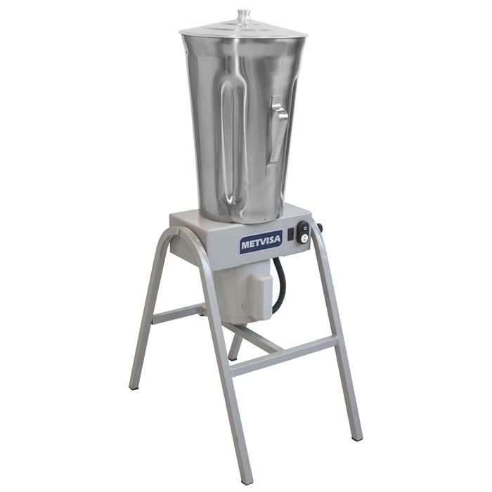 Liquidificador Industrial 19L Metvisa LQL-15/19 - 127v