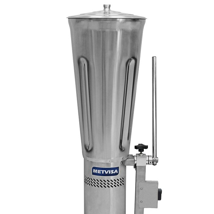 Liquidificador industrial 25   lt visa 1,5 cv 127v mod. lq-25
