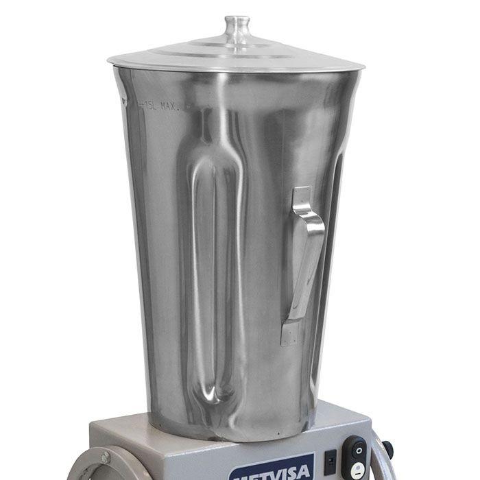 Liquidificador industrial 25lt visa 1,5 cv 127/220v mod. lql-25