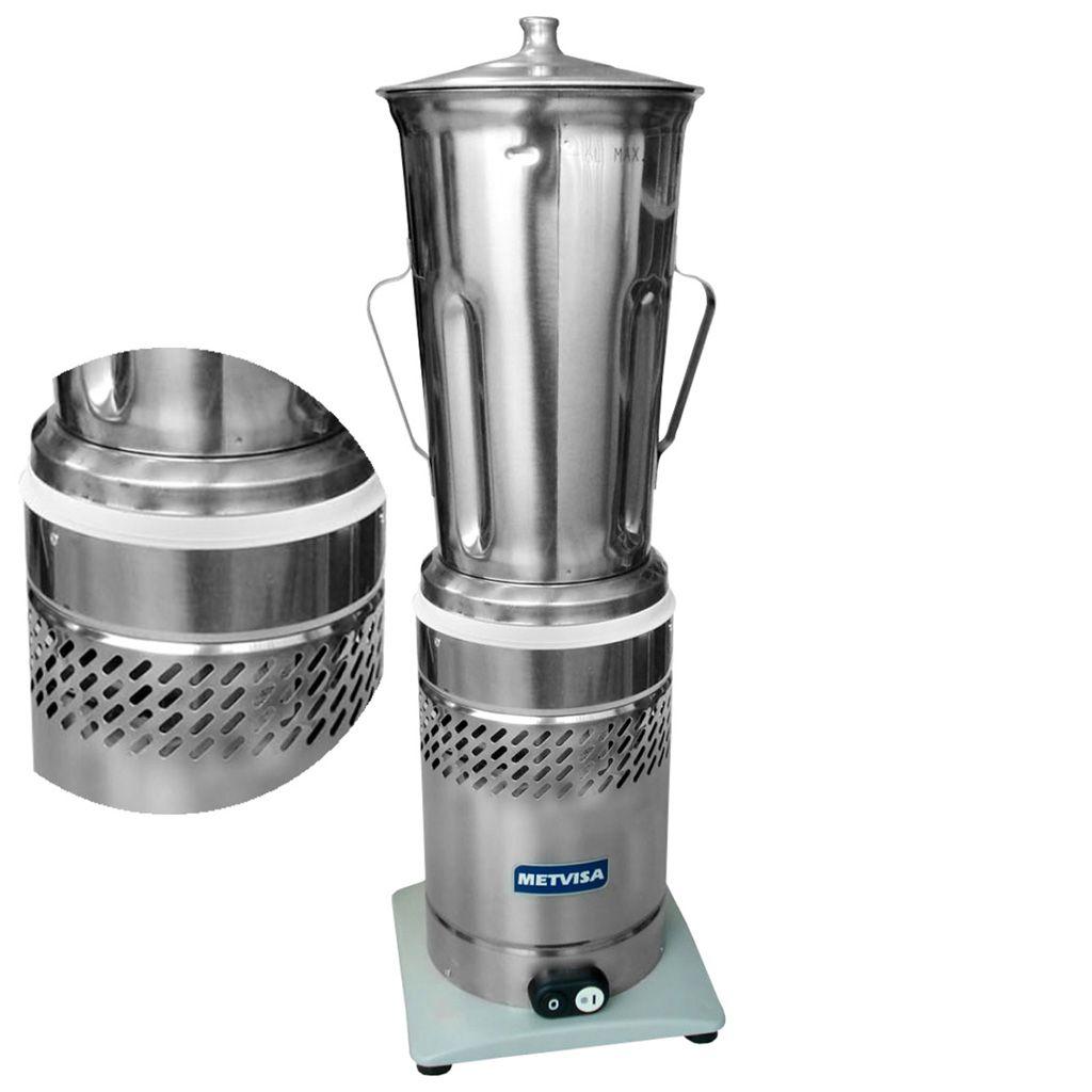 Liquidificador industrial  4lt visa 1/2 cv 127v light mod. lql-4,0