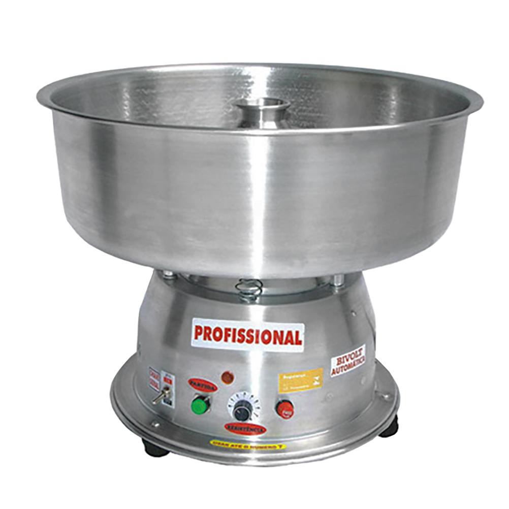 Máquina De Algodão Doce Profissional Ademaq Alumínio ADCPBA - 127/220v