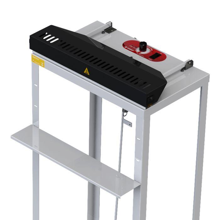 Maquina p/fechar saco plastico sulpack 40cm 127v c/termostato mod.sp400teg2