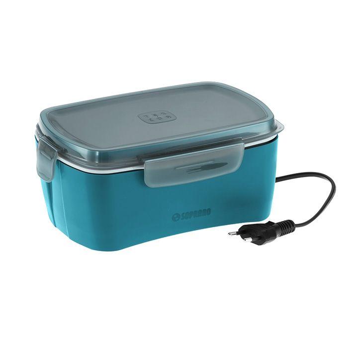 Marmita eletrica soprano 1,2 lt bivolt cor  azul ref: 09000.0019.55