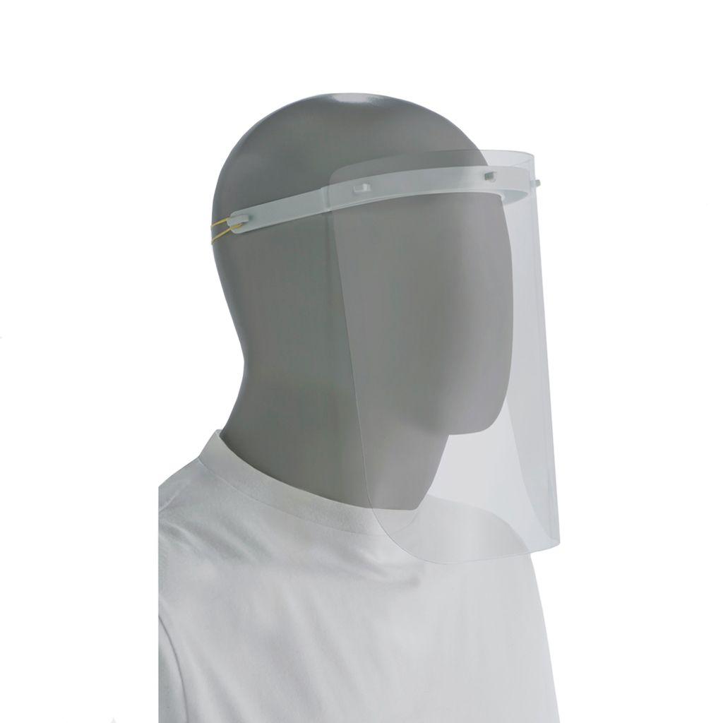 Máscara De Proteção Facial Dellaplast Face Shield 8010
