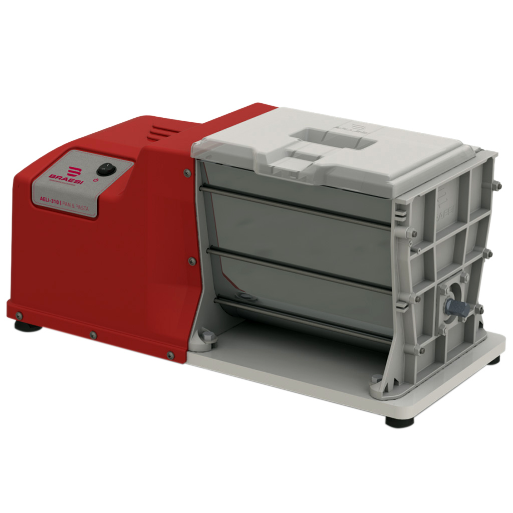 Masseira Semi-Rápida Braesi 3kg 1/3CV ALI-03 - 127V