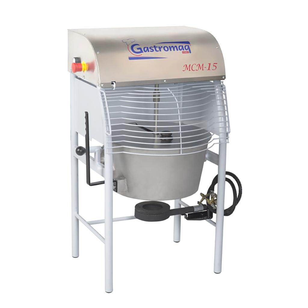 Máquina De Cozimento E Misturadora MCM15 15L Gastromaq Misturela - 127/220v