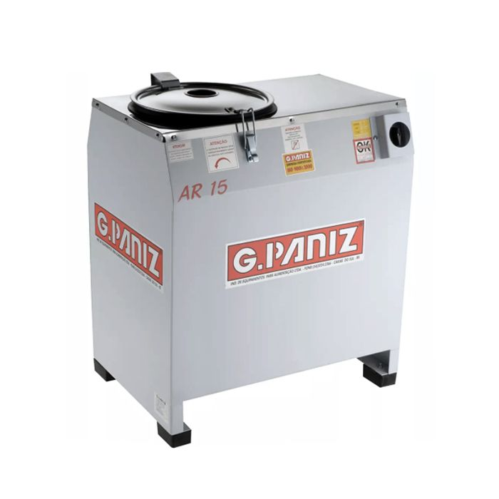 Nr-12 amassadeira rapida 15 kg 2cv 127v mono g.paniz mod. ar-15 ref. 90024