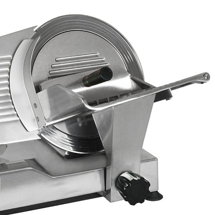 Nr-12 cortador de frios semi-automatico 250mm 1/4hp 127v visa mod. cfe-250
