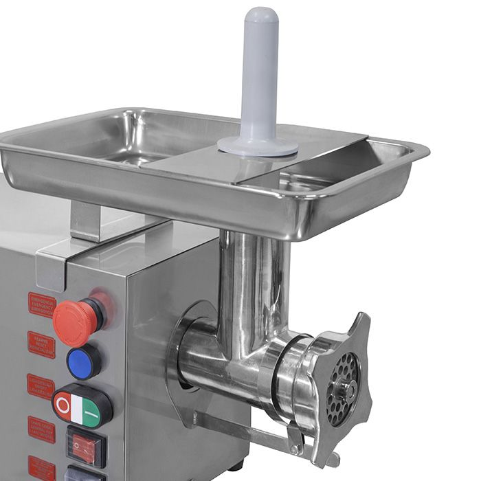 Nr-12 picador de carne 1 hp visa inox 127v mod. pcl-10
