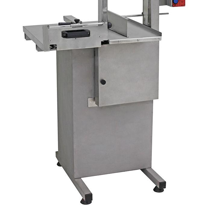 Nr-12 serra fita p/ osso 3/4 hp 2,18mt inox visa 127v mod. sfmi