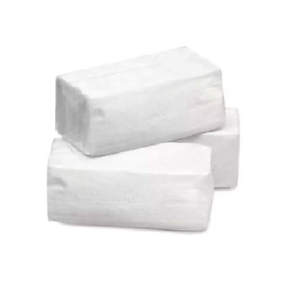 Papel Toalha Interfolha Branco Trilha - 1000 Folhas