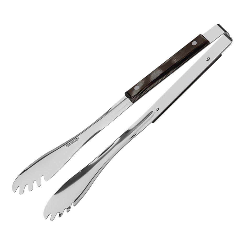 Pegador Para Carne 37cm Inox Polywood Tramontina
