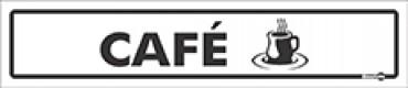 Placa Café PS39 (6,5x30cm)