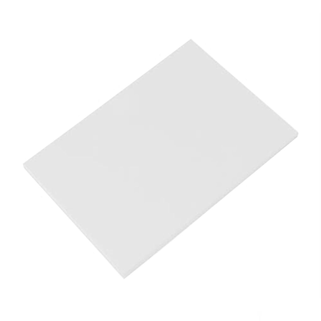 Placa De Corte em Polietileno 1x202x101cm