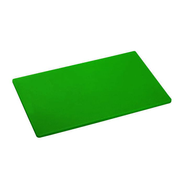 Placa Polietileno Verde 1x30x50cm Kitplas