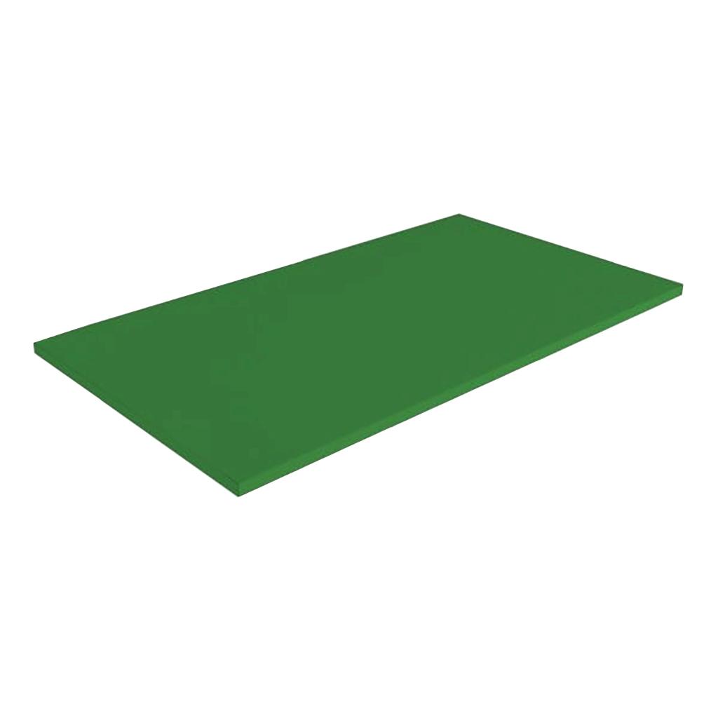Placa Polietileno Verde 1x50x40cm Kitplas