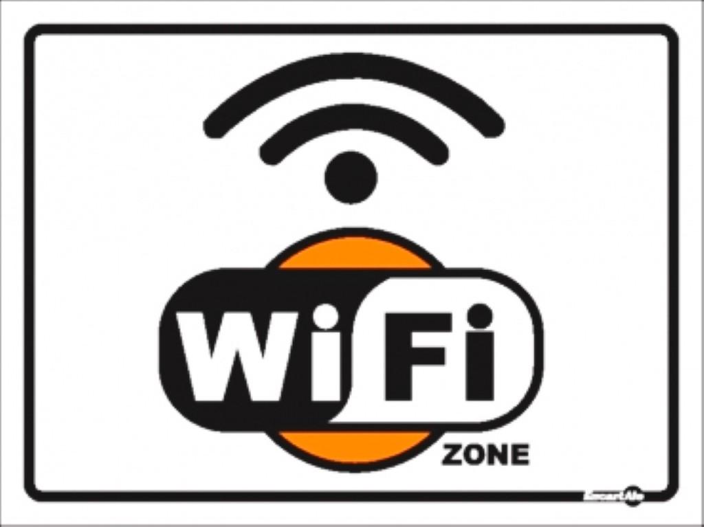 Placa Wi-FI PS633 (20x15cm)