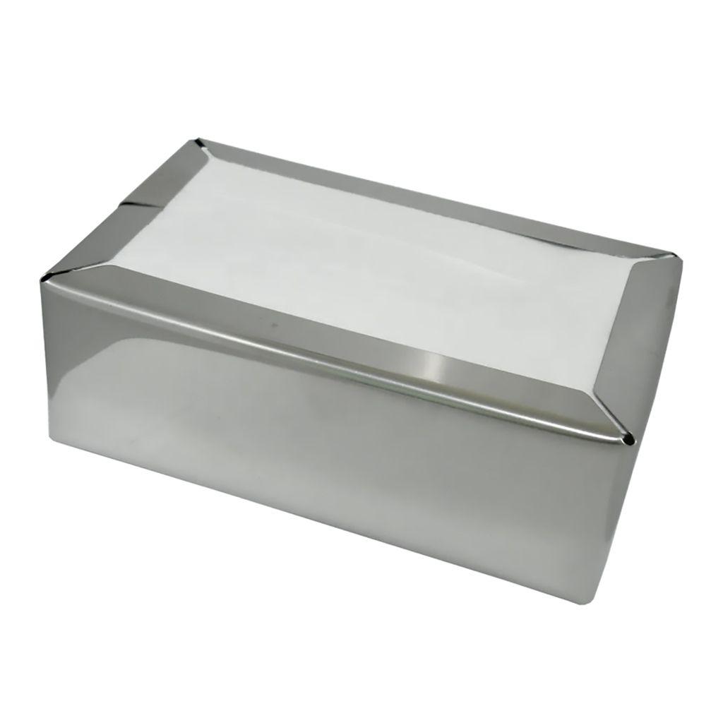 Porta guardanapos Horizontal em Aço Inox Globo
