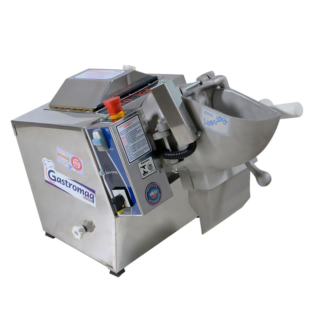 Preparador De Alimentos Gastromaq 367w Inox Bivolt PA 01AI - 220v