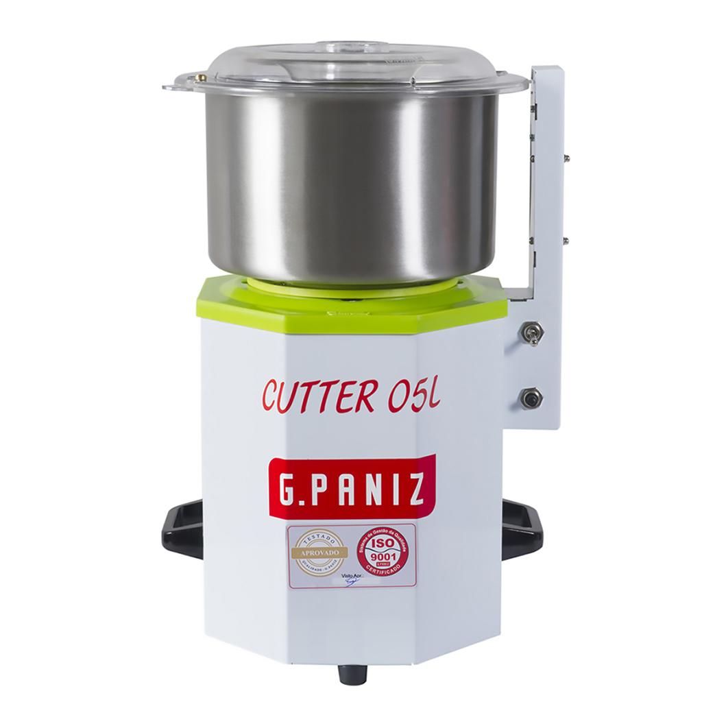 Processador de Alimentos Cutter G.Paniz 5L - 220V