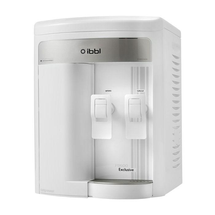Purificador de agua branco / branco ibbl exclusive 127v mod. fr-600