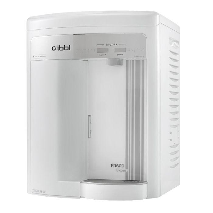Purificador de agua branco / branco ibbl expert 127v mod. fr-600