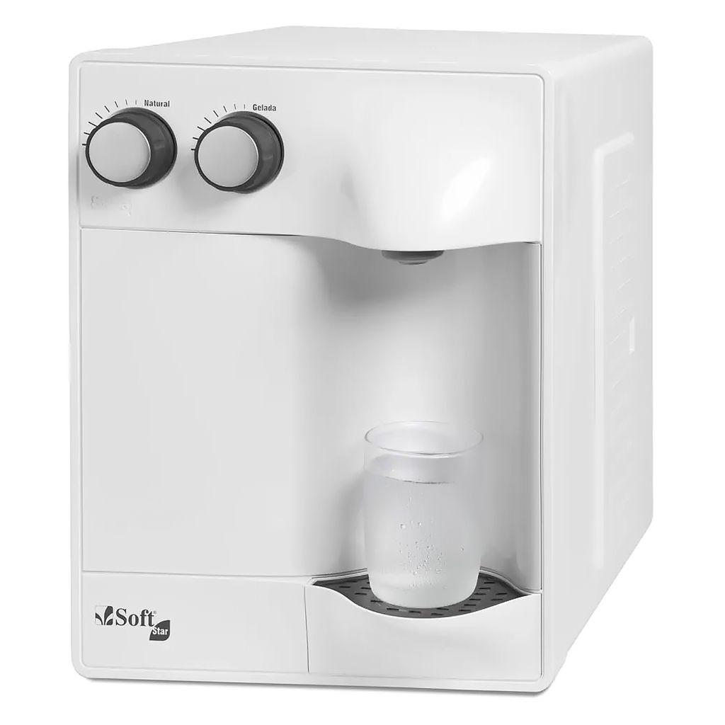Purificador De Água Everest Branco Soft Plus - 220v