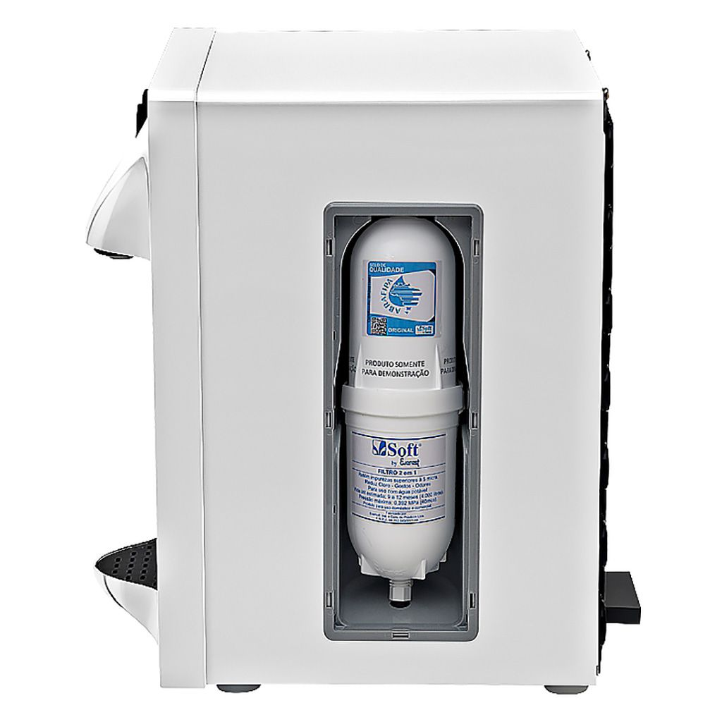 Purificador de agua everest soft plus 220v branco/branco ref. 51669