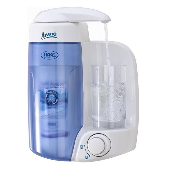 Purificador de agua natural ibbl mod. avanti branco