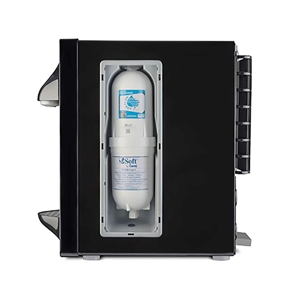 Purificador de Mesa Everest 2L Preto Soft Plus - 127v