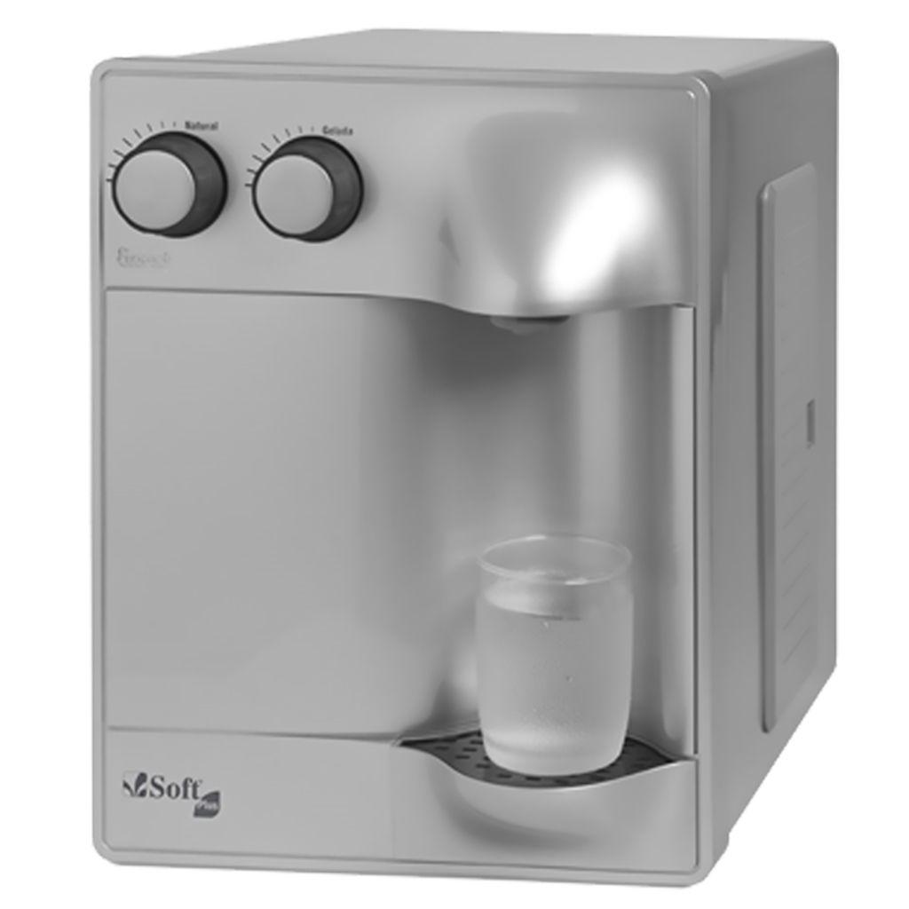 Purificador De Água Everest Prata Soft Plus - 127v