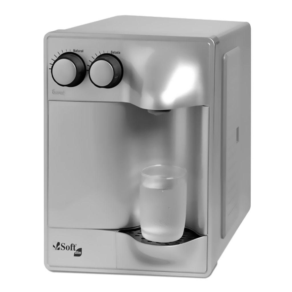 Purificador De Água Everest Prata Soft Slim - 220v