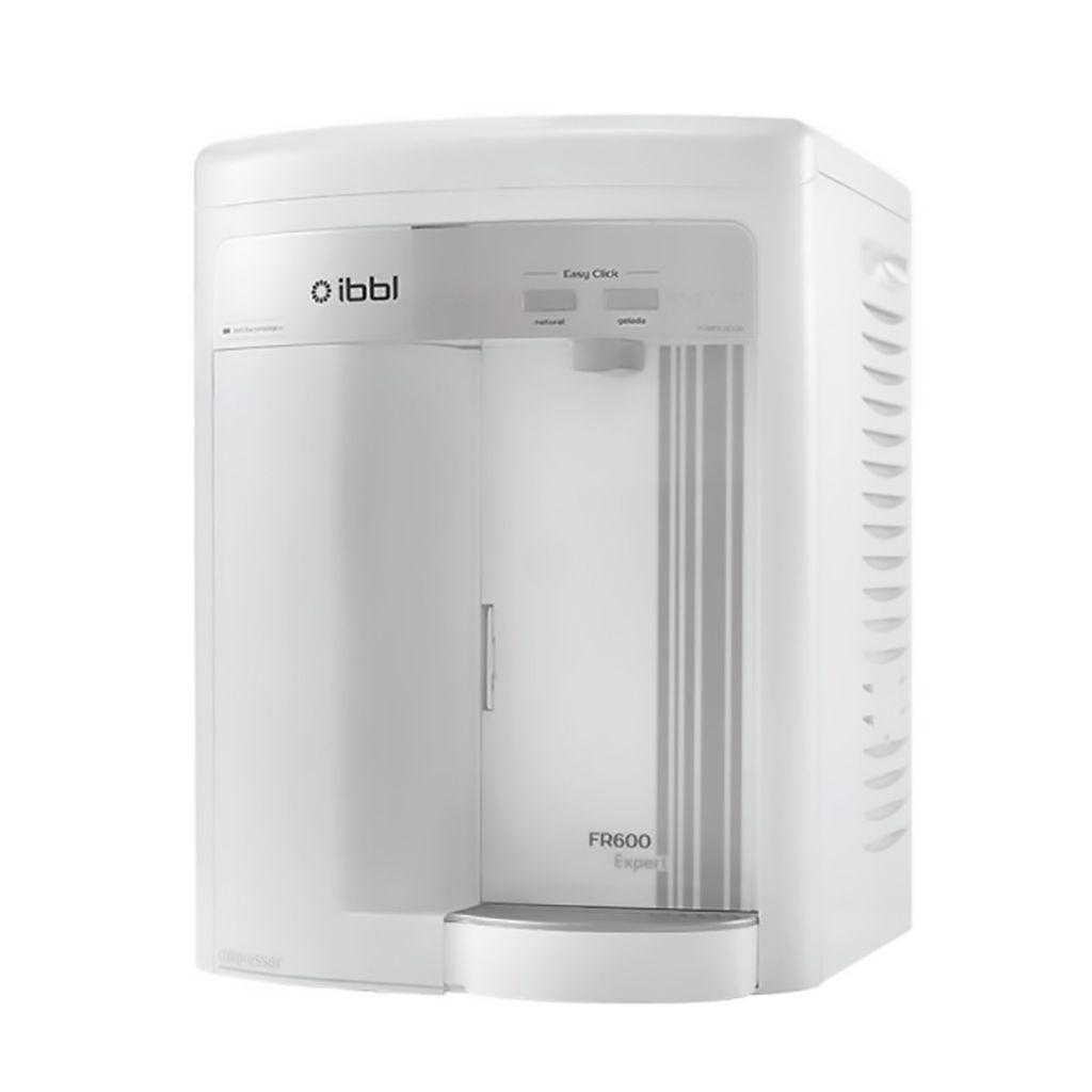 Purificador de Mesa Ibbl 2,18L Branco fr-600 Expert - 127v