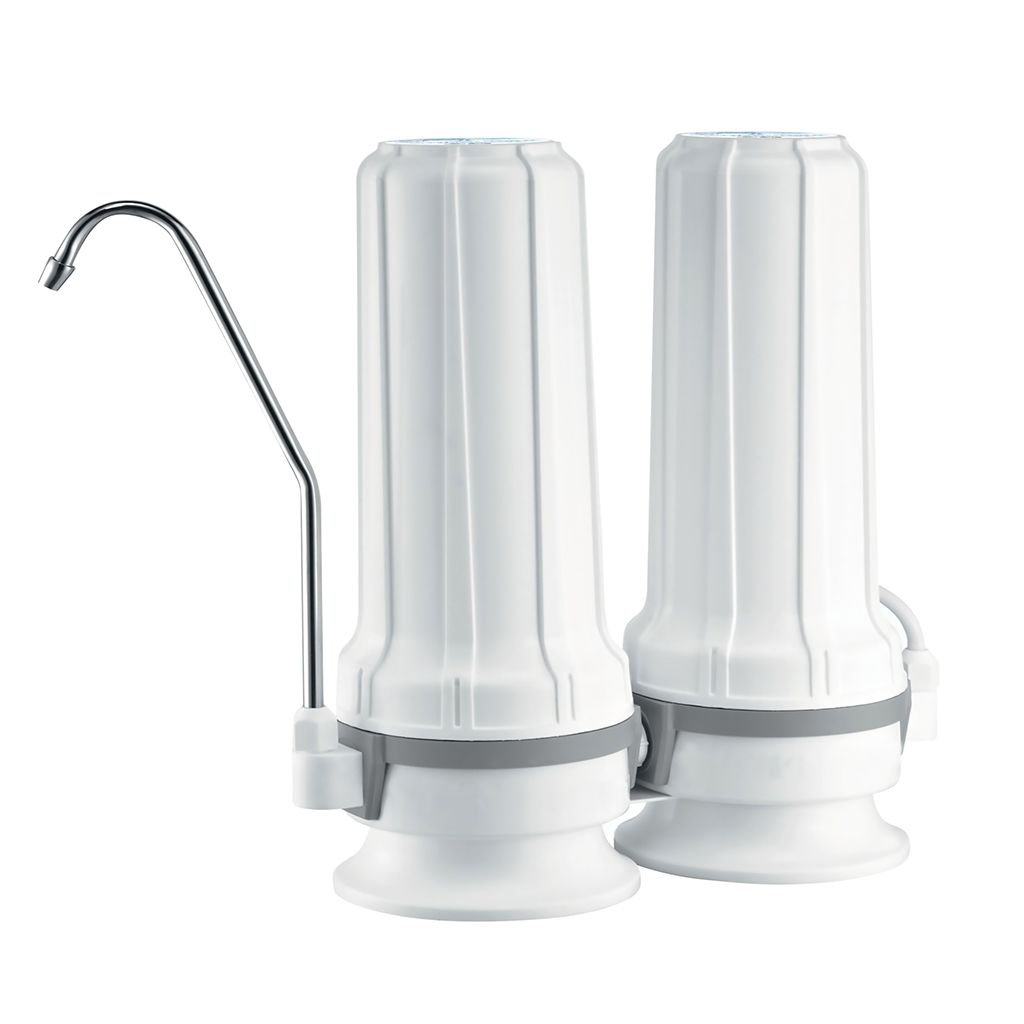 Purificador De Água Pentair Mini Dual 48L/h Branco As4