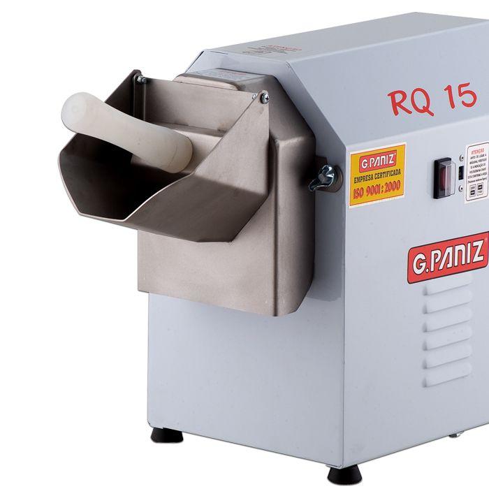 Ralador de queijo g. paniz 127v mod. rq-15 ( 3 discos ) ref. 90105-13291
